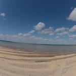 Fraser Island : on the sand - 01