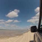 Fraser Island : on the sand - 02