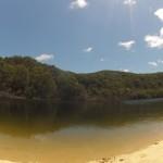 Fraser Island : sandblow - 05