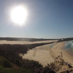 Fraser Island : lookout - 01