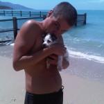Dingo Beach : Roro & Idefix
