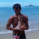 Dingo Beach : Oli & Cindy