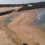 Fraser Island : lookout - 03
