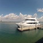 Surfers Paradise - The boat