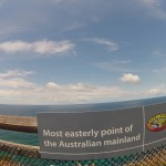 Byron Bay - Most easterly point of the Australian mainland