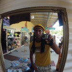 Nimbin - Oli in rasta mood