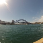 Sydney - Harbour bridge - 01