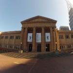 Sydney – State Library of New South Wales – Outside
