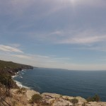 Jervis Bay : Cap St-George - Lighthouse Ruins - 05