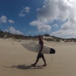 Jervis Bay : Caves beach - Surf - 05