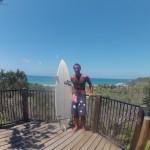Jervis Bay : Caves beach - Surf - 08
