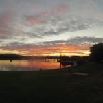 Canberra : Sunset