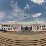 Canberra : Old parliament house - 01
