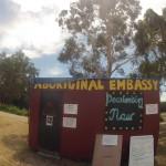 Canberra : Aboriginal embassy