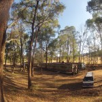 Lost Patrol Camels Farm : Camp 09