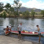 Lost Patrol Camels Farm : Canoe 04