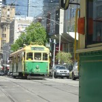 Melbourne - Tram