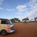 Road to Uluru - Glendambo