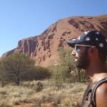 Uluru / Ayers Rock : Bushway - 01