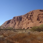 Uluru / Ayers Rock : Bushway - 02