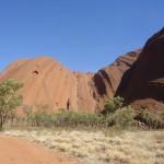 Uluru / Ayers Rock : Bushway - 04