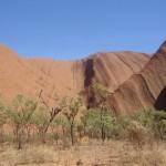 Uluru / Ayers Rock : Bushway - 06