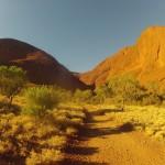 Kata Tjuta : Valley of the winds walk - 08