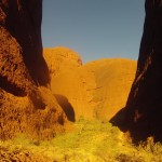 Kata Tjuta : Valley of the winds walk - 13