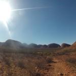 Kata Tjuta : Valley of the winds walk - 14