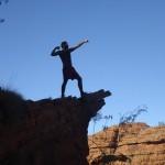 Kings Canyon : Usain Bolt