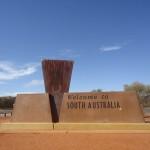 Road to Uluru - South Australia