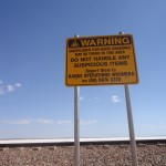 Road to Uluru - Lake Hart - 08