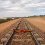 Road to Uluru - Lake Hart - 10