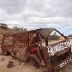 Road to Uluru - Lake Hart - 11
