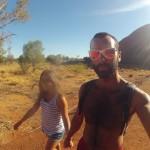 Uluru / Ayers Rock : Bushway - 09