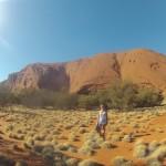 Uluru / Ayers Rock : Bushway - 10