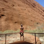 Kata Tjuta : Walpa gorge walk - 03