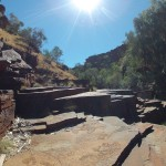 Karajini : Dales Gorge - walkway - 02