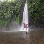 Bali : Melantin Waterfall - 05